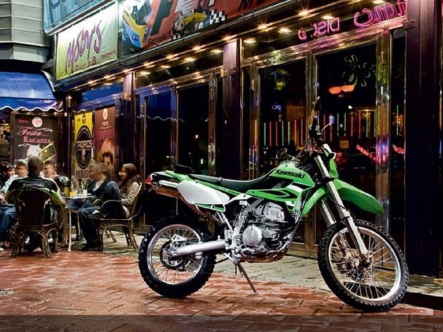 Ya está disponible la nueva Kawasaki KLX 250