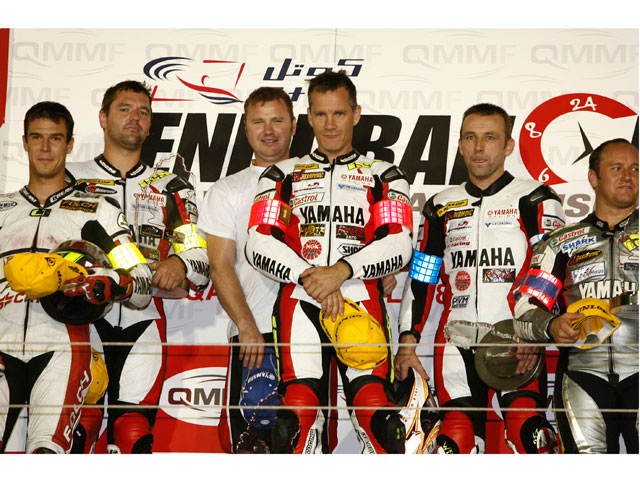 Tercer puesto final para el Yamaha Folch Endurance