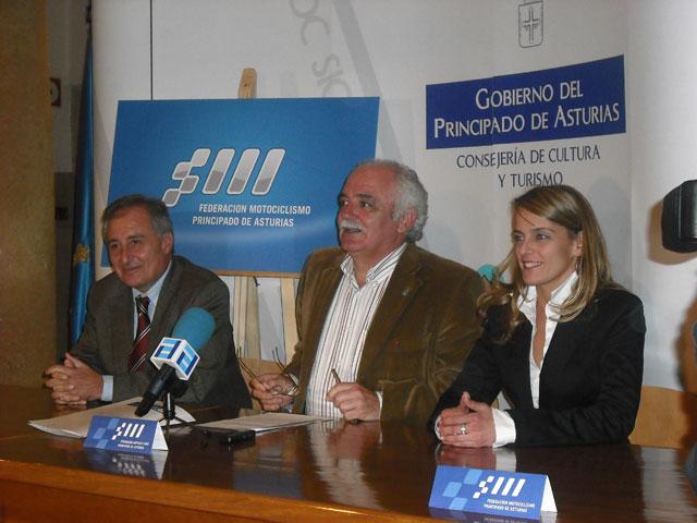 Nueva Federación de Motociclismo del Principado de Asturias