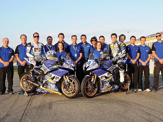 Yamaha Spain vuelve a casa