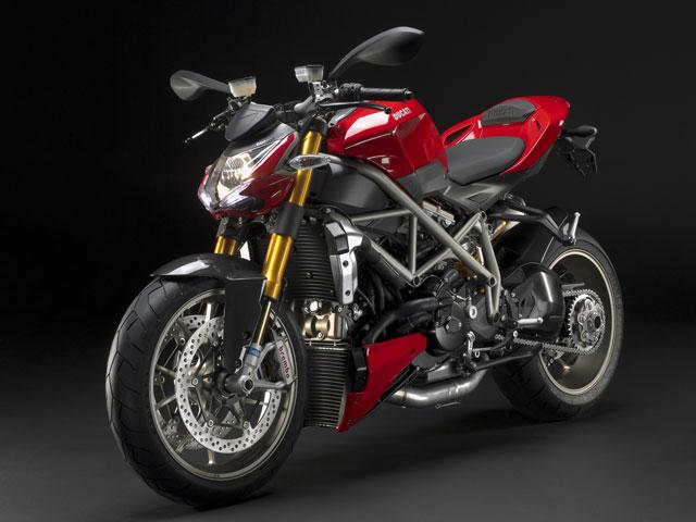 Ducati Streetfighter, la más bella del EICMA