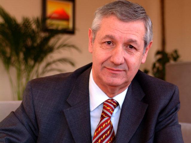 Jorge Lasheras premiado por el Colegio de Economistas