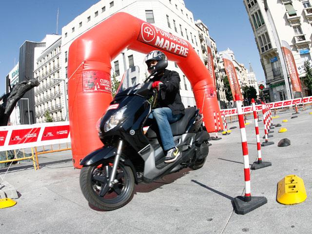 Curso de Conducción Segura de Motos en Málaga