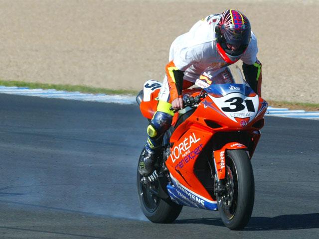 """Morales: """"Gracias a mi jefe y mi equipo siempre he tenido muy buena moto"""""""