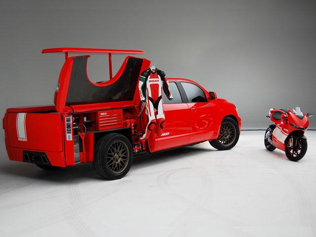 500 CV para llevar la Ducati Desmosedici