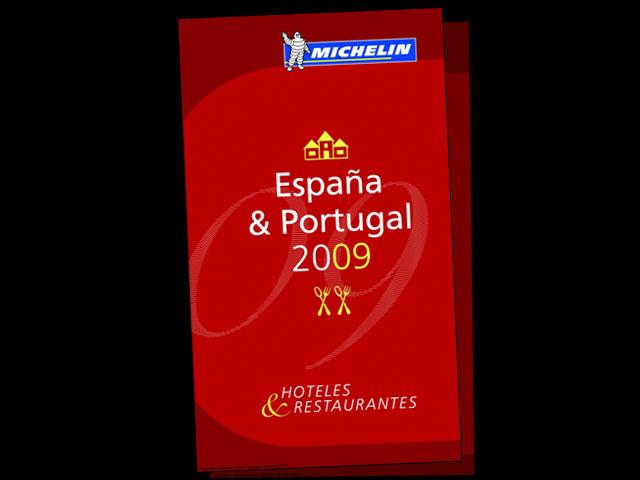 Guía Michelin España y Portugal 2009