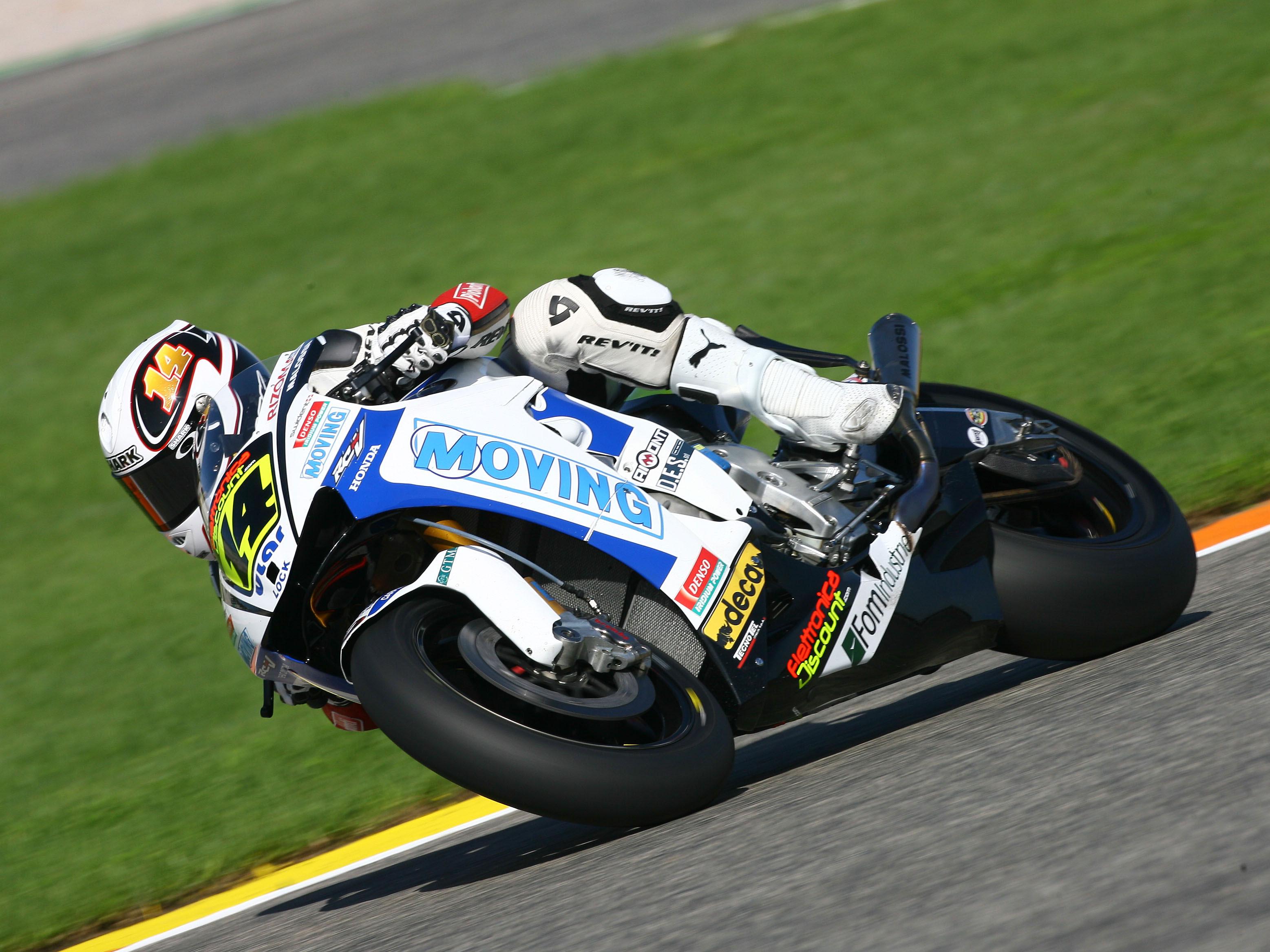 De Puniet (Honda) no estará en Jerez