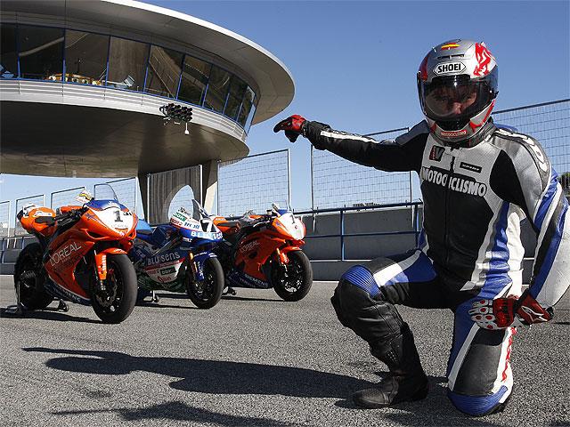 Videos: Las motos campeonas del CEV a prueba