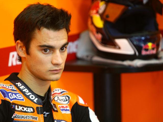 """Dani Pedrosa (Honda): """"La configuración del motor es diferente a la anterior"""""""