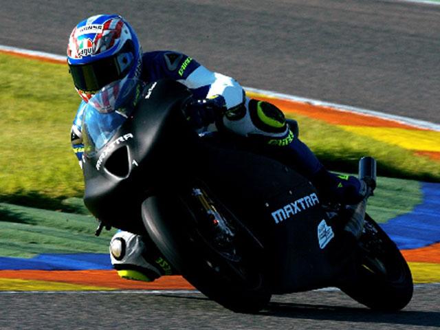 Maxtra Racing Team se entrena en Valencia