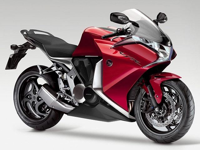 Honda VFR. La futura V4 de Honda