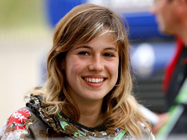 Entrevista Motocross: Livia Lancelot