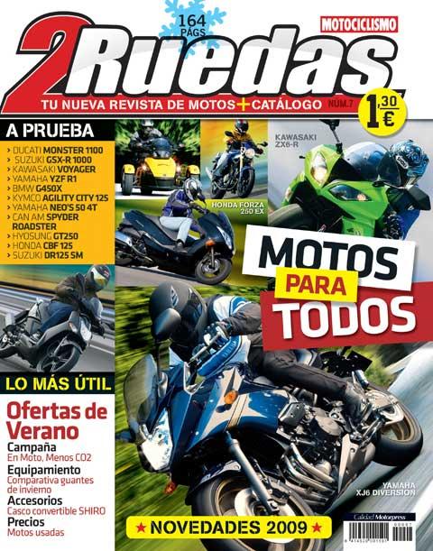 2Ruedas Motociclismo número 7