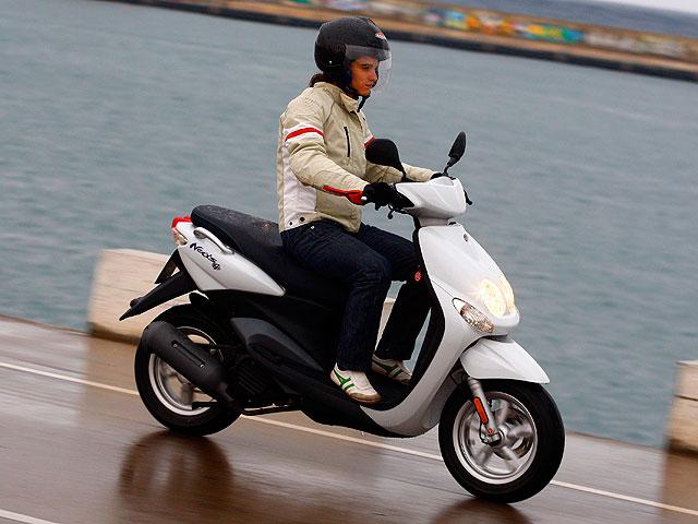 ITV para ciclomotores en Madrid