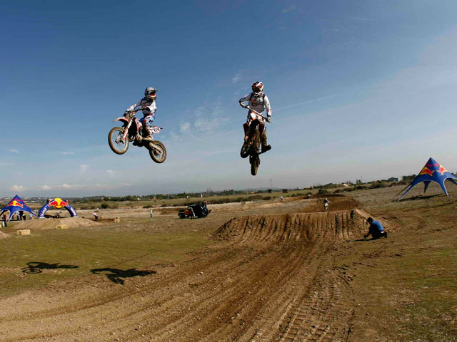 Red Bull MX Mud Kids, en el Circuito de Valdemorillo (Madrid)