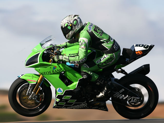 Kawasaki cambia de estructura oficial en 2009