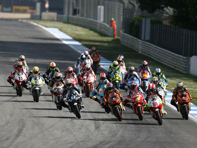 La FIM anuncia la lista provisional de inscritos en MotoGP 2009