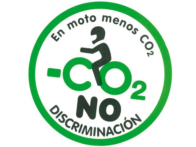 """La campaña """"En moto menos CO2"""",  apoyada por más de mil concesionarios"""