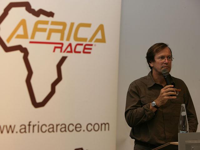 La Africa Race, en vilo
