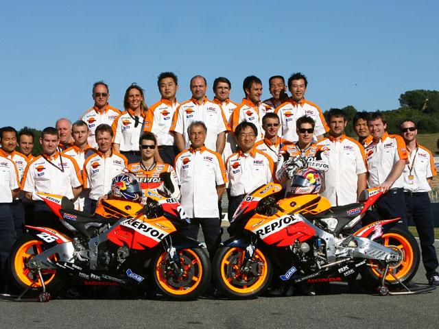MotoGP. Honda se queda