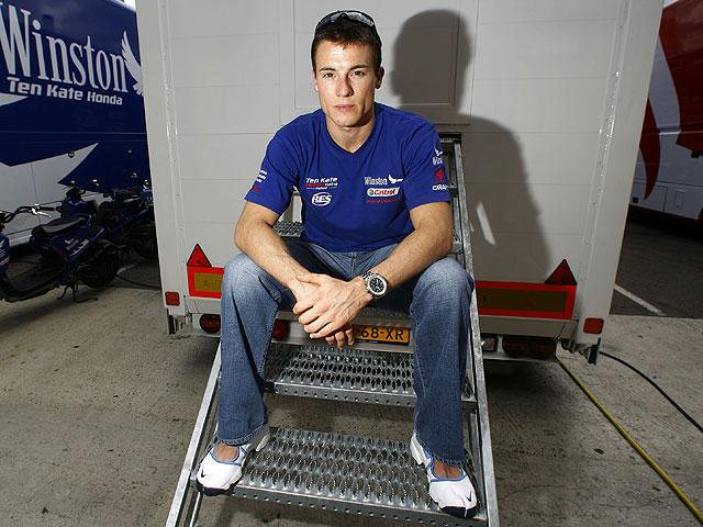Toseland en la lista de Ducati