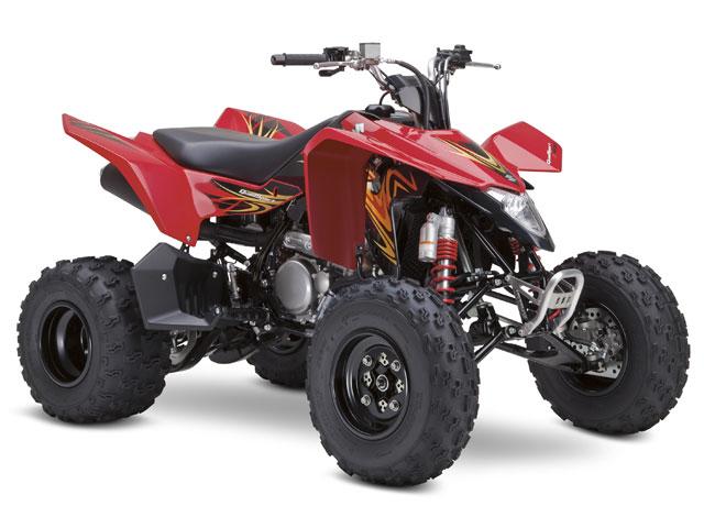 Promociones Suzuki para quad y ATV