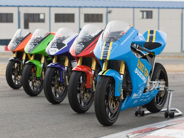 450 GP, nueva categoría en el Campeonato Catalán y Mediterráneo de Velocidad