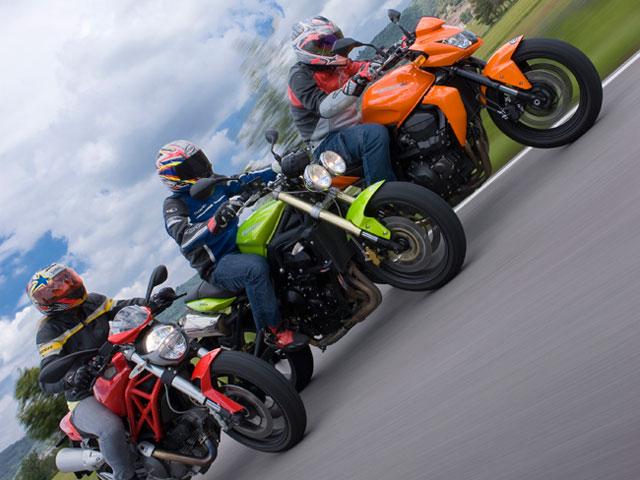 La ley del CO2 para las motos se publicó en el BOE