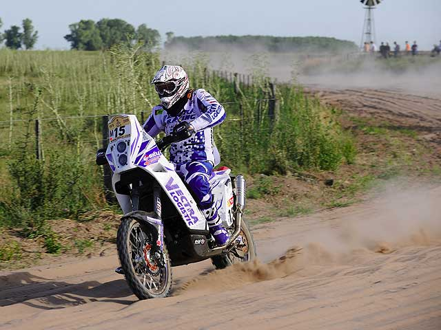 Dakar 2009. Primera victoria para Verhoeven con KTM