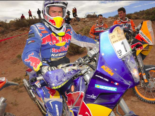Dakar 2009. Triunfo de Despres, Coma segundo y líder