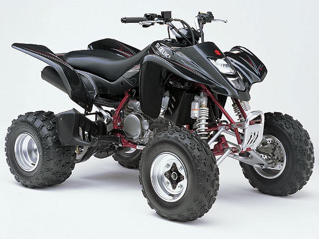 Nuevo LT Z400 2007