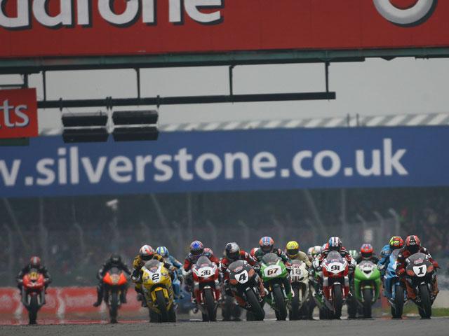 El GP de Gran Bretaña de MotoGP se correrá en Silverstone