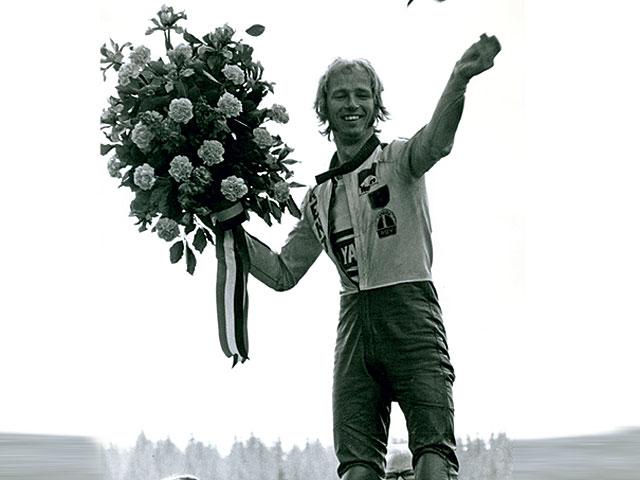 El adiós de Kent Andersson