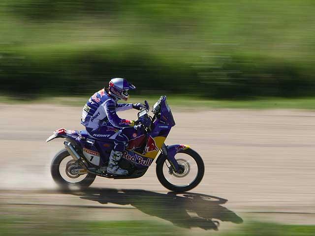 Dakar 2009. Despres gana, Coma afianza y Farrés sorprende