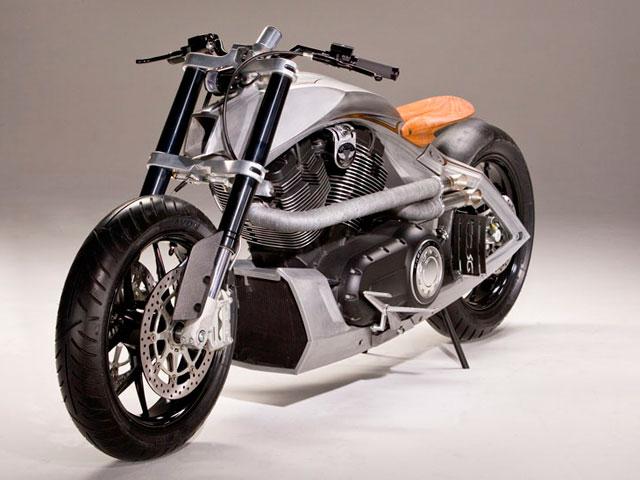 Victory Core, la concept bike de Polaris