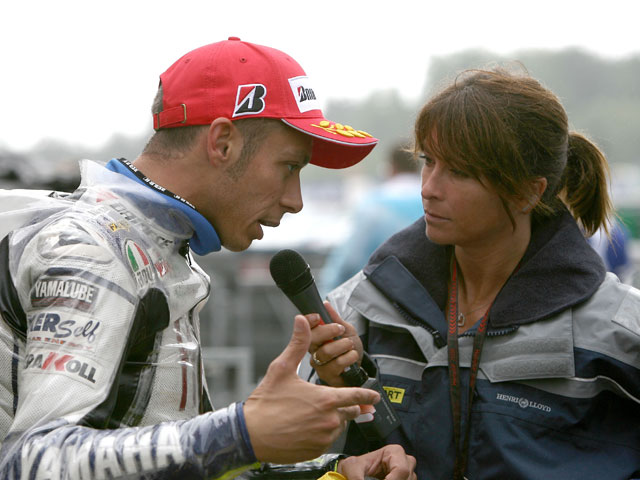 Mundial de MotoGP 2009, retransmitido por la BBC