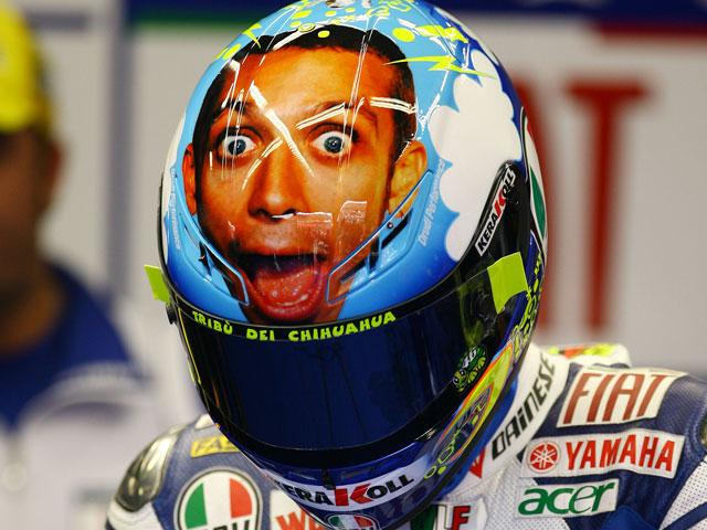 Rossi y Monster juntos en MotoGP 2009