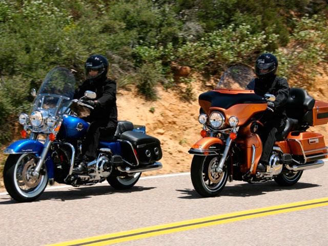 Harley -Davidson se instala en Portugal