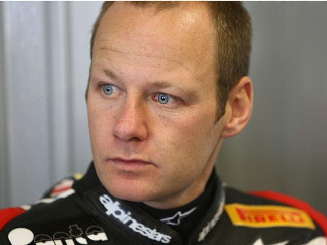 """S. Byrne (Ducati): """"Ser el piloto más rápido es una gran satisfacción"""""""