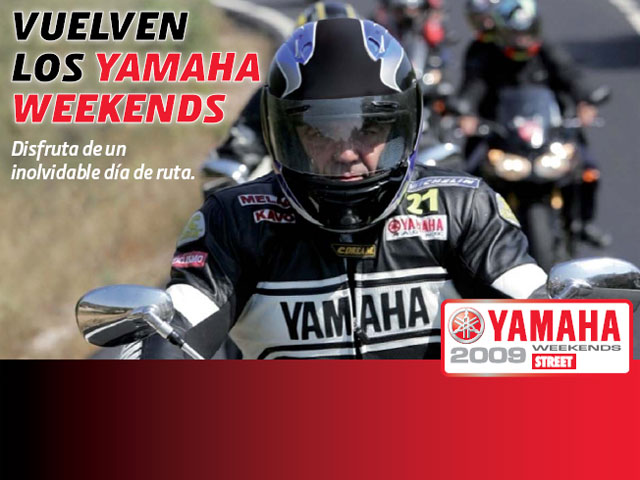 Yamaha Weekends 2009