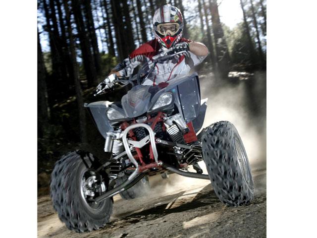 Ofertas en quads de Yamaha Motor España