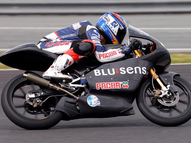 El Team Blusens BQR valora su actuación en los entrenamientos de Jerez