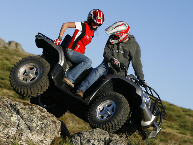 El ATV GOES 520 Max, en oferta