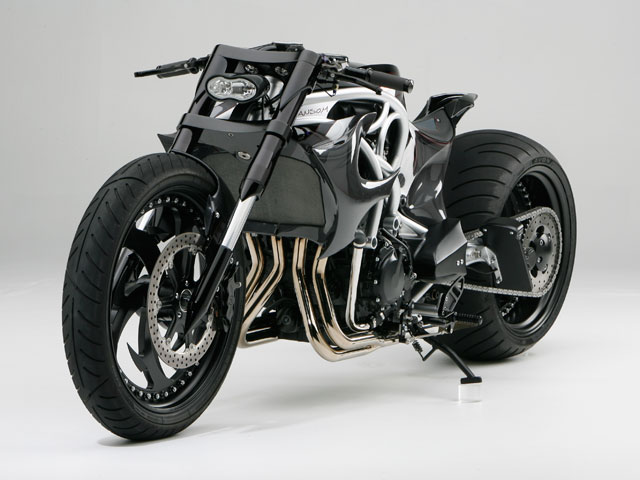 The Serpent, una moto hecha a medida