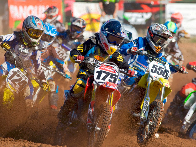 Red Bull MX Mud Kids, en el Circuito de Valdemorillo