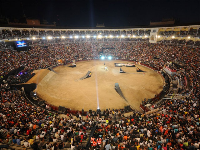 El Red Bull X-Fighters 2009 llega a Madrid en julio