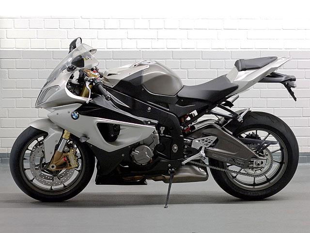 Comienza la producción de la BMW S 1000 RR