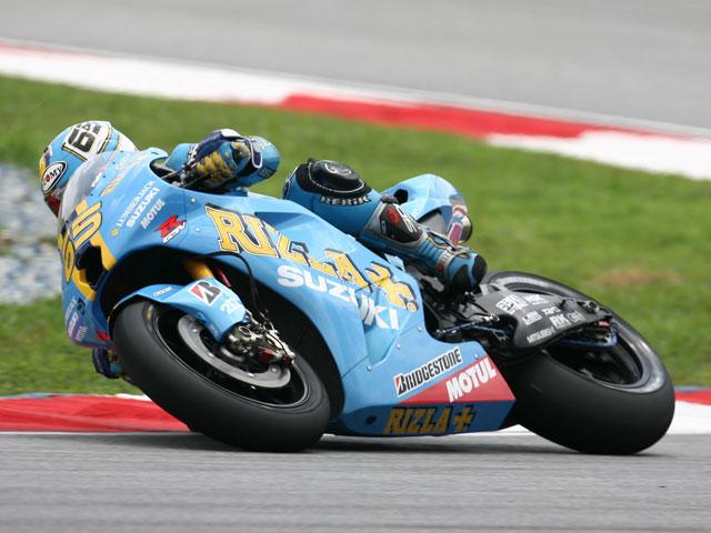 MotoGP. ¡Empieza el Mundial! Capirossi (Suzuki) manda