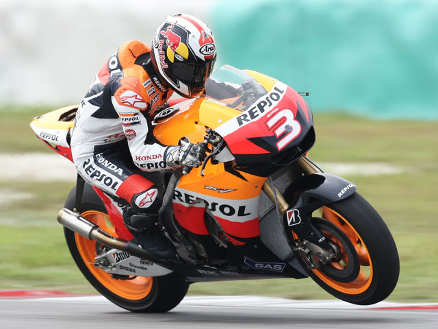 Dani Pedrosa (Honda) vuelve a casa. Última hora
