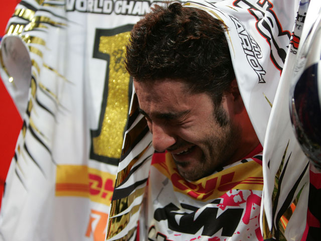 """Cervantes (KTM): """"No importa el número de títulos, siempre me emocionaré"""""""